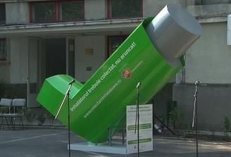 A fost lansata prima infrastructura nationala de colectare a inhalatoarelor folosite de la pacienti