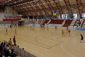 A inceput Campionatul European de Futsal al Persoanelor cu Diabet – DiaEuro 2017