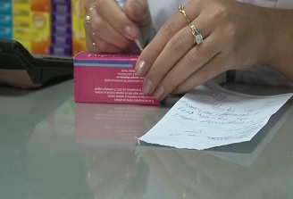 Alte 2.500 de fiole de imunoglobulina au intrat in depozitul Unifarm ieri dupa-amiaza