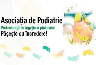 Asociatia de Podiatrie continua dezvoltarea de noi proiecte educationale pentru formarea de specialisti in podiatrie