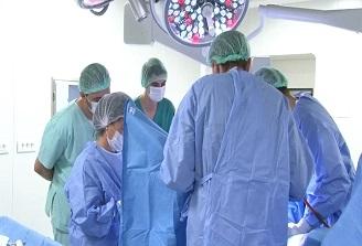 Transplant pentru patru pacienţi, în urma unei prelevări de la o persoană aflată în moarte cerebrală