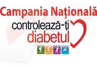 Campania Nationala Controleaza-ti Diabetul ajunge in acest an la Timisoara