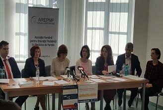 Campanie de constientizare a importantei vaccinarii in scolile din Bucuresti