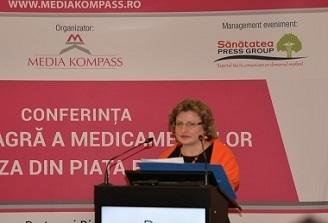 """Conf. dr. Diana Loreta Paun, Administratia Prezidentiala: """"Avem nevoie de un cadru care sa prioritizeze pacientii"""""""