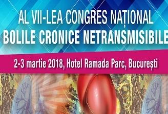 Congresul National Bolile Cronice Netransmisibile, editia a VII-a, a inceput