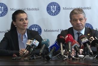 """Ministrul Sanatatii, Sorina Pintea: """"Spitalele regionale sunt obiectivul meu principal. Oamenii au nevoie de ele"""""""