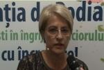 Președintele de onoare al AP, dr. Norina Gâvan, membru al Consiliului European al Podiatrilor