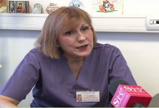 Prof. univ. dr. Mihaela Balgradean: Copiii se simt mai bine. Putem spune ca pericolul vital a trecut