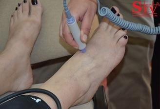Recuperarea in neuropatia diabetica