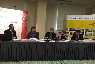 Reprezentantii pacientilor cu scleroza multipla solicita crearea de noi centre adresate persoanelor cu aceasta boala