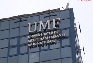 Studenți voluntari pentru spitalele COVID-19: 200 de cursanți ai UMF Cluj-Napoca s-au înscris la DSU
