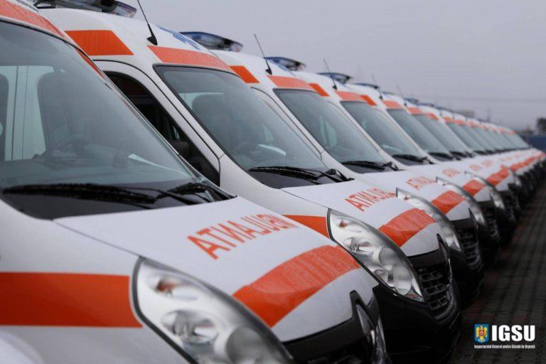 Ambulanța Prahova angajează, fără concurs, medici și asistenți medicali pentru perioada stării de alertă
