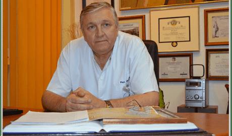 Medicul Mircea Beuran, adus la sediul DNA