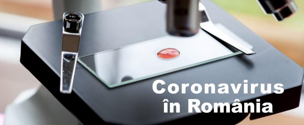 Coronavirus în România: Au fost anunțate 4 noi decese 1