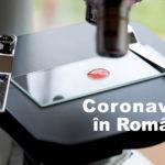 Coronavirus în România: Au fost anunțate 4 noi decese