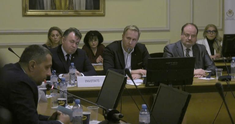 VIDEO Audierea mininistrului Sănătății, Victor Costache, în comisiile de specialitate reunite