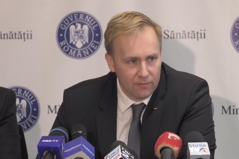 Ministrul Sanatatii la Iasi: Am revazut saloane care nu s-au mai schimbat din timpul studenţiei mele