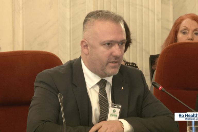 LIVE Adrian Ionel, directorul general al Unifarm, vorbeste despre sistemul de transfuzii din Romania
