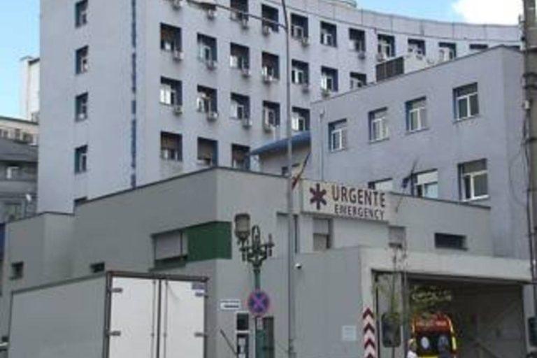 Ministrul Sanatatii, Victor Costache, a facut declaratii la Spitalul Clinic de Urgenta Bucuresti