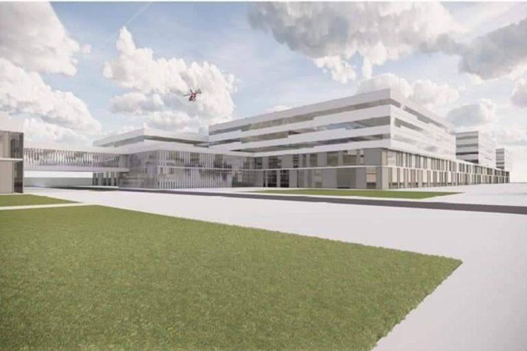 Proiectul Spitalului Regional de Urgenta Craiova avanseaza