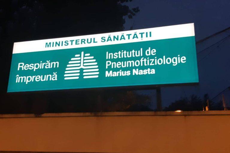 "Accesul apartinatorilor a fost restrictionat in Institutul ""Marius Nasta"", din cauza gripei"