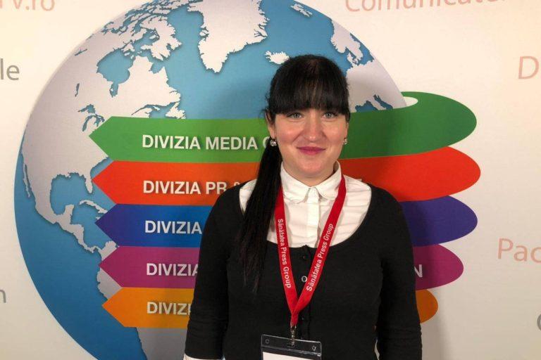 Jur. Alina Neagu, comunicarea dintre jurnalist si medic