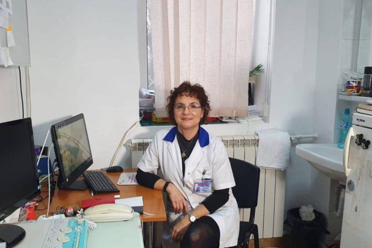 VIDEO Dr. Ioana Minciu, medic primar neurologie pediatrică, vorbește despre amiotrofia spinala