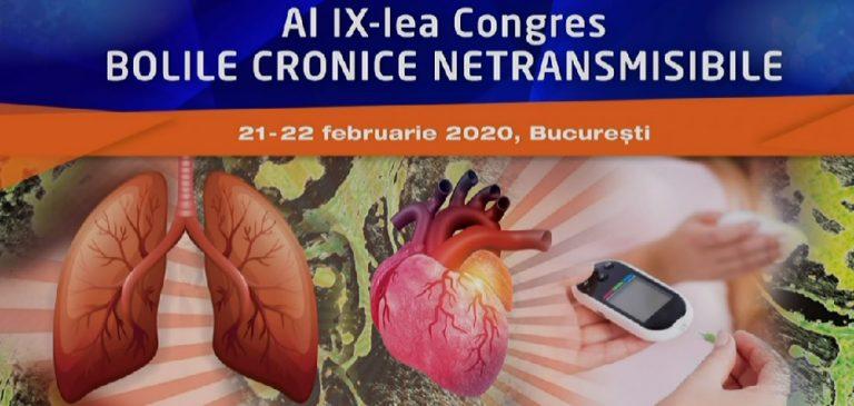 Congresul Național Bolile Cronice Netransmisibile