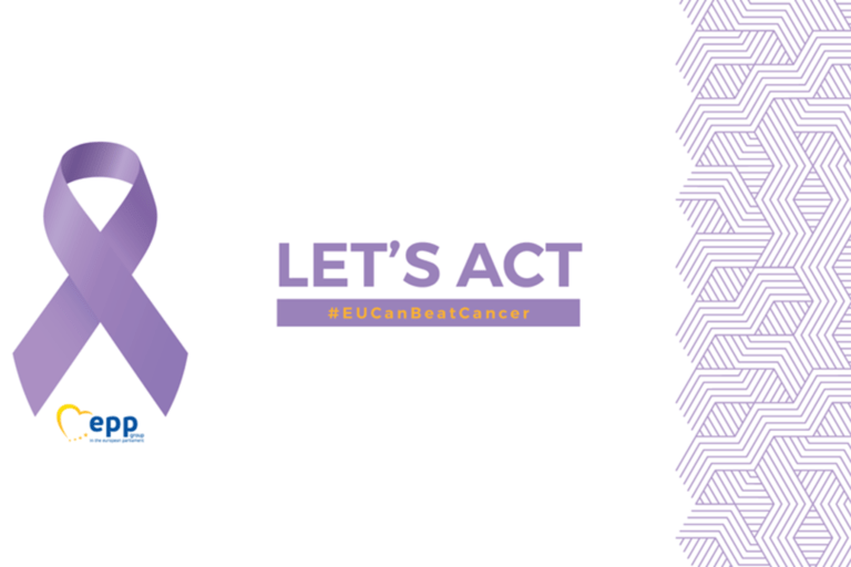 Campanie europeana de lupta impotriva cancerului