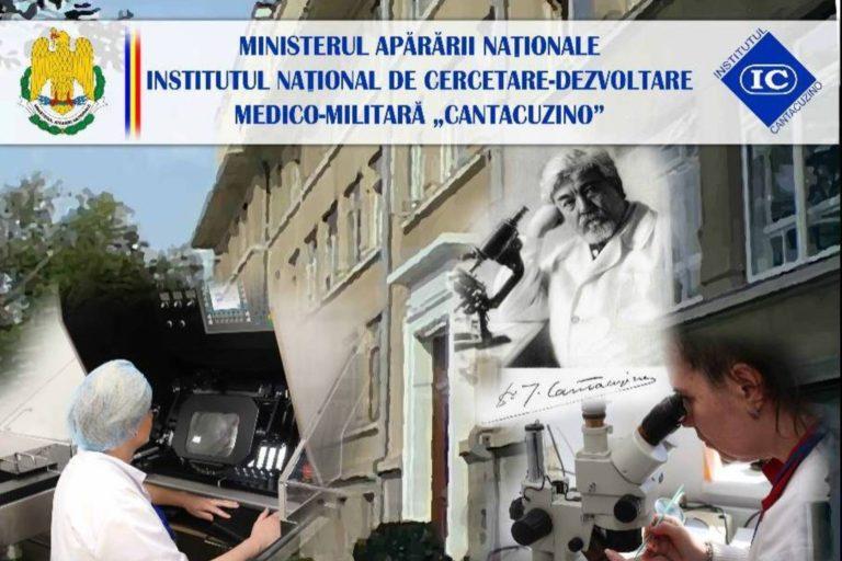 100 de ani de existență a Institutului Cantacuzino