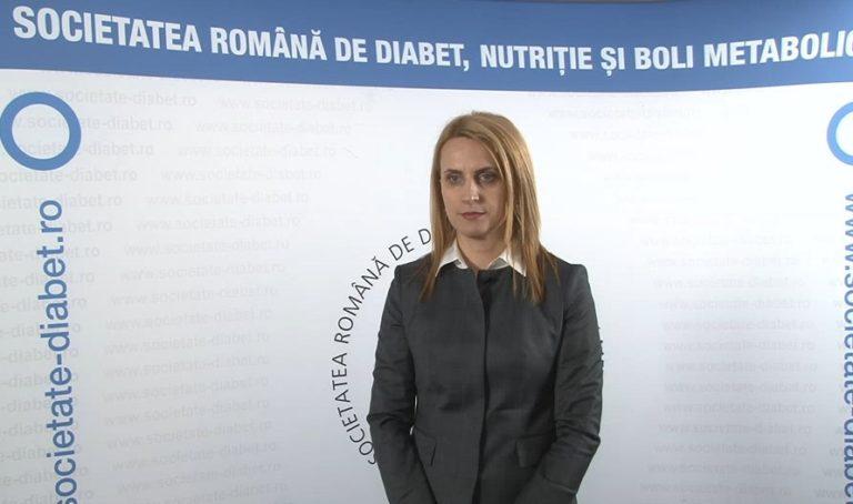 VIDEO – Medicul pneumolog Beatrice Mahler, despre apneea în somn la pacientul cu diabet zaharat