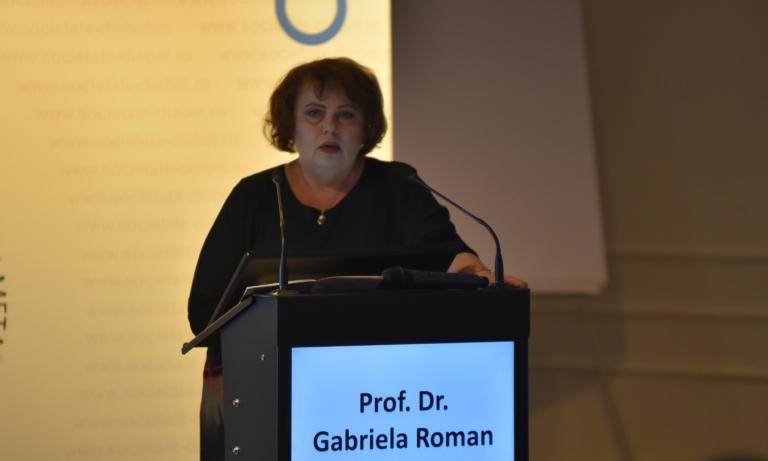 LIVE INTERVIU – Prof. Dr. Gabriela Roman – Vârstnicul cu diabet zaharat