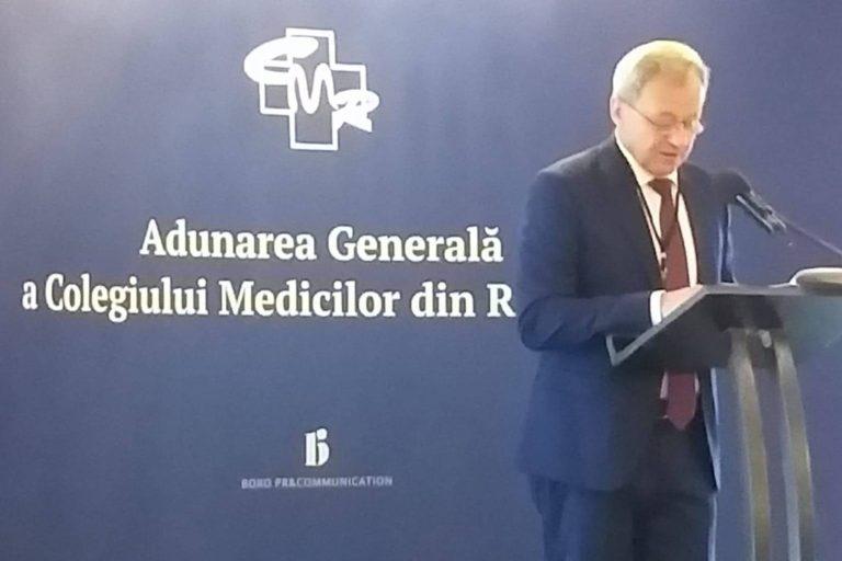 Dr. Gheorghe Borcean: Populația să fie conștientă că avem nevoie de tot personalul sanitar