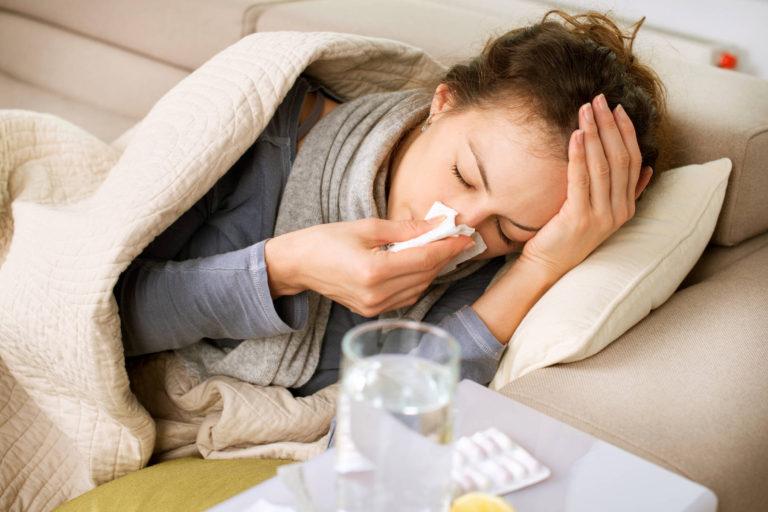 INSP: 66 de decese provocate de gripă