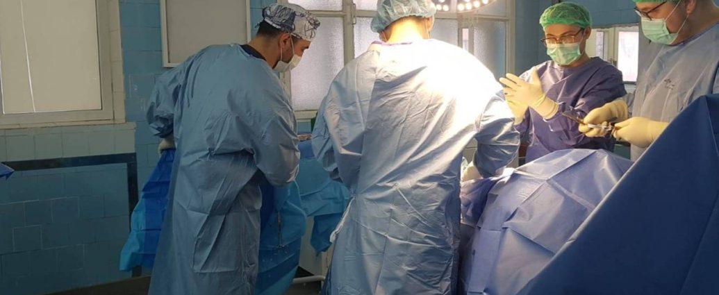 Erorile de interpretare a ecografiilor trimit sute de copii pe masa de operație - studiu 1