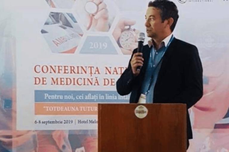 Medicul Radu Zamfir va fi consilier onorific al ministrului de Interne