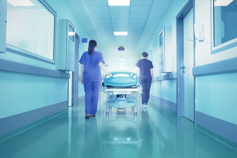 LIVE Declaratii de presa la Spitalul Floreasca