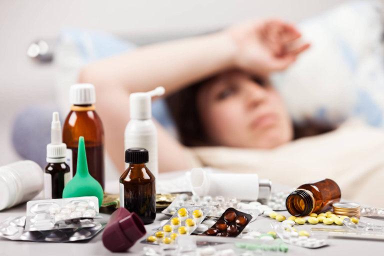 INSP: 64 de oameni au murit de gripă