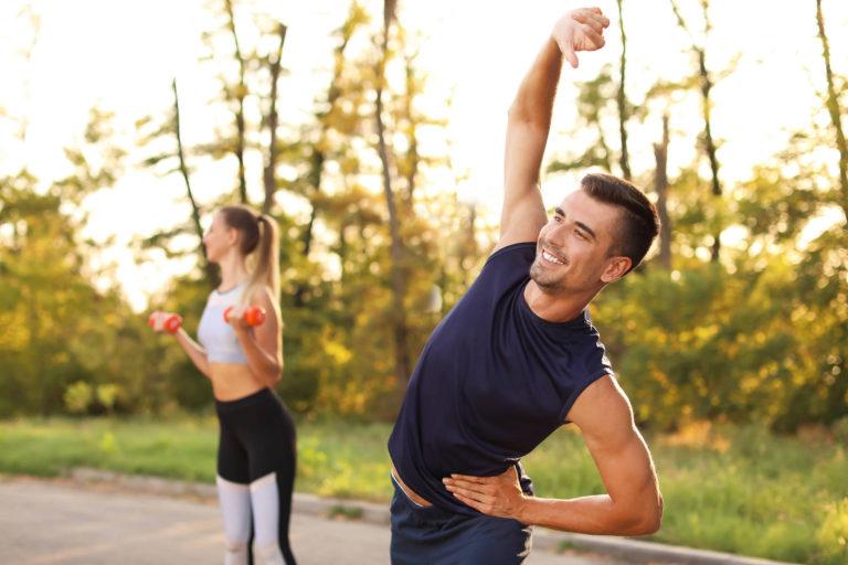 Persoanele care fac 75 de minute de exercitii fizice intense pe saptamana au un risc mai mic cu aproape 30% de aparitie a cancerului hepatic