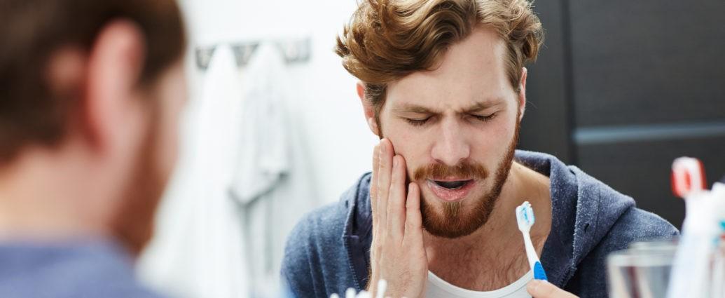 Cele mai întâlnite cinci probleme dentare și cauzele lor 1