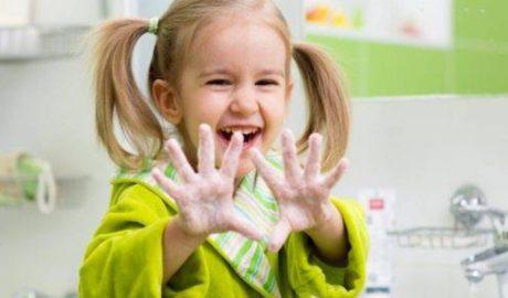 Ziua Mondială a Spălatului pe Mâini, marcată anual pe 15 octombrie