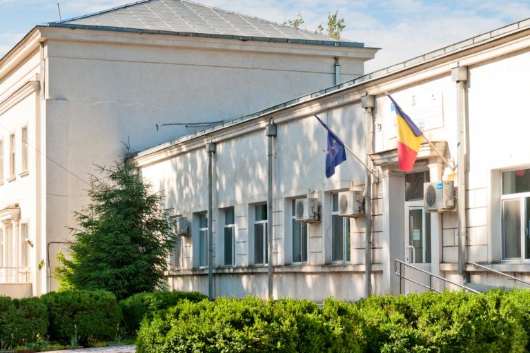 Blocul alimentar al Spitalului de Pneumoftiziologie Galati va fi renovatsi modernizat