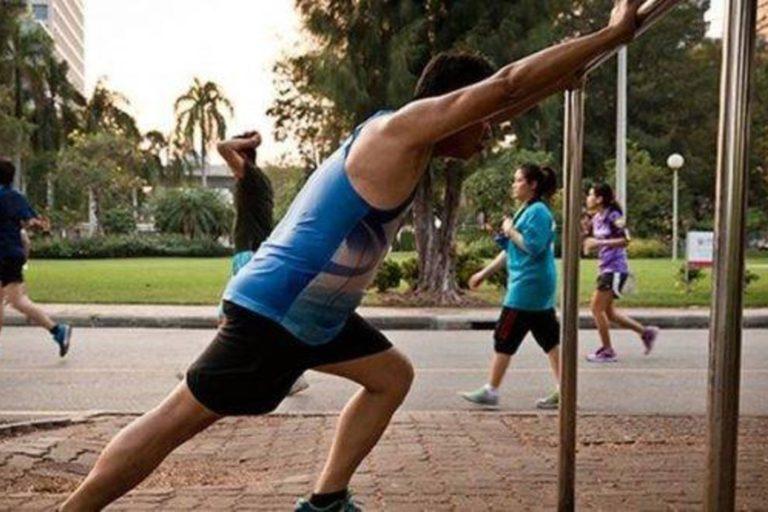 Activitatea fizică în aer liber, primul lucru făcut de spanioli în prima zi de relaxare a restricțiilor