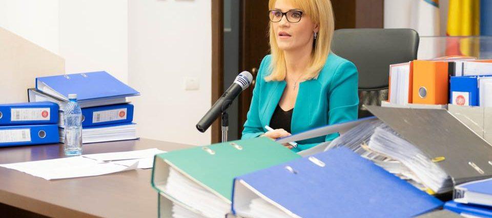 Gabriela Firea: În Bucureşti, va fi demarat un program de testare pe scară largă 1
