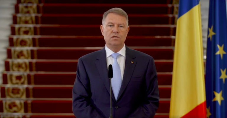 Klaus Iohannis: Școlile, grădinițele și universitățile nu se vor redeschide în acest an școlar