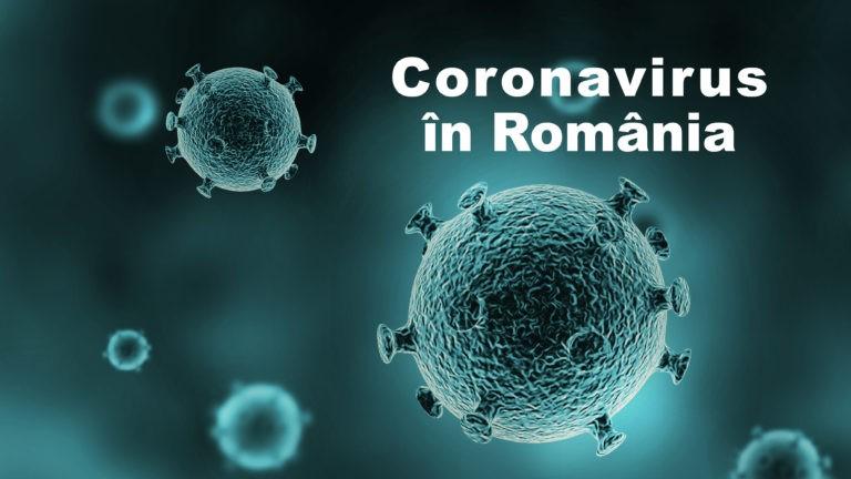 GCS a anunţat un număr de 3.855 cazuri zilnice de persoane infectate cu SARS – CoV – 2