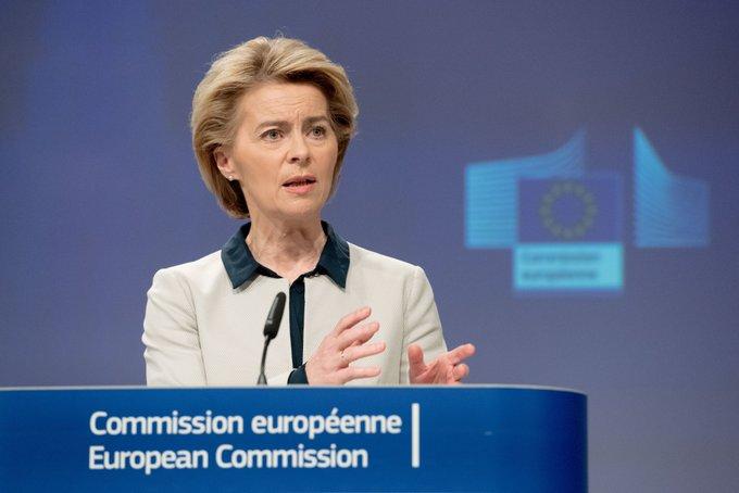 UE, un nou acord cu Pfizer/BioNTech pentru achiziţionarea a încă 300 de milioane de doze de vaccin antiCOVID