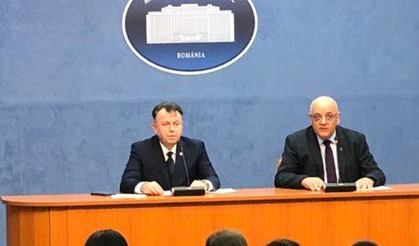 VIDEO - Declarații de presă la MAI, în contextul înmulțirii cazurilor de Covid-19 în România 1