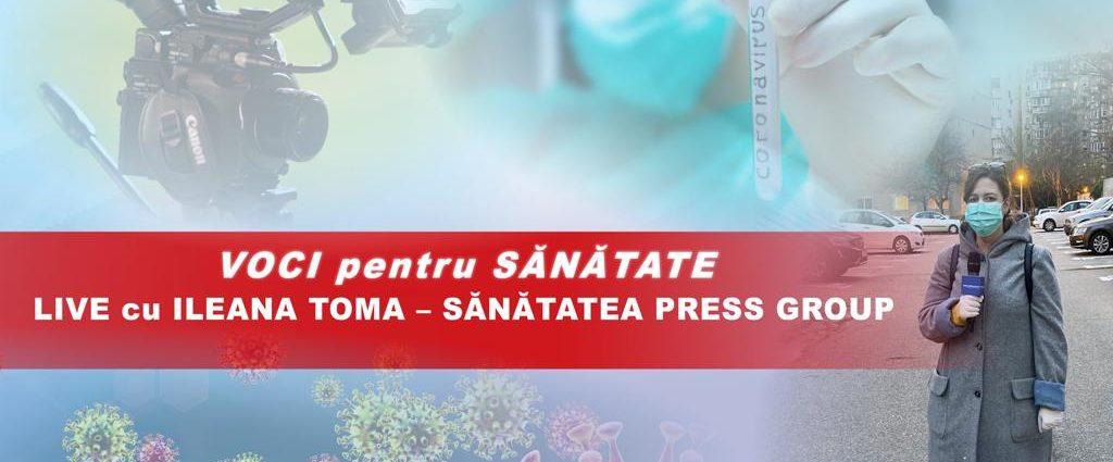 VIDEO Interviu cu Maria Mesaroș președintele Federației Asociațiilor Diabeticilor din România 1