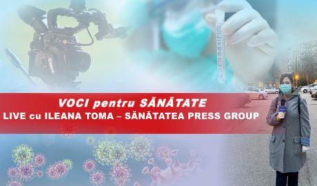 VIDEO Prof. dr. Anca Buzoianu, despre implicarea UMF Cluj-Napoca în lupta împotriva COVID-19 1